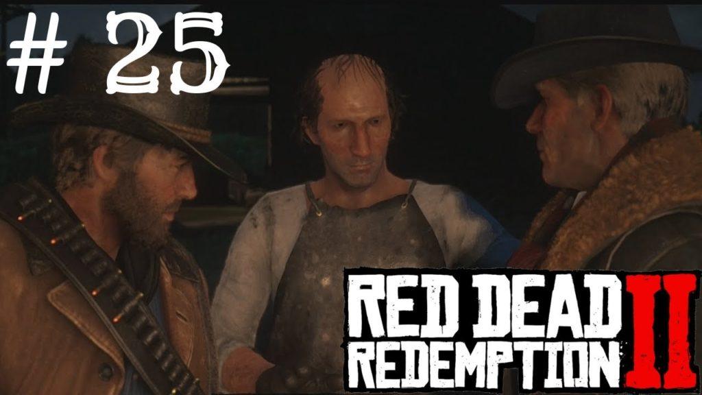 #25 牧場的副業 潛入親戚大宅偷馬車|Red Dead Redemption 2 (中文字幕)